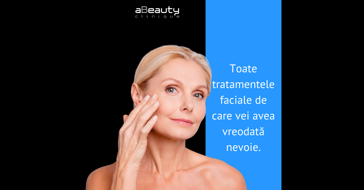 Tratamente Faciale Riduri, Pete, Acnee, Lifting Facial