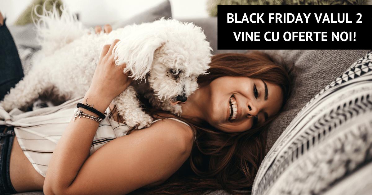 Black Friday Valul 2 Vine cu Oferte Noi