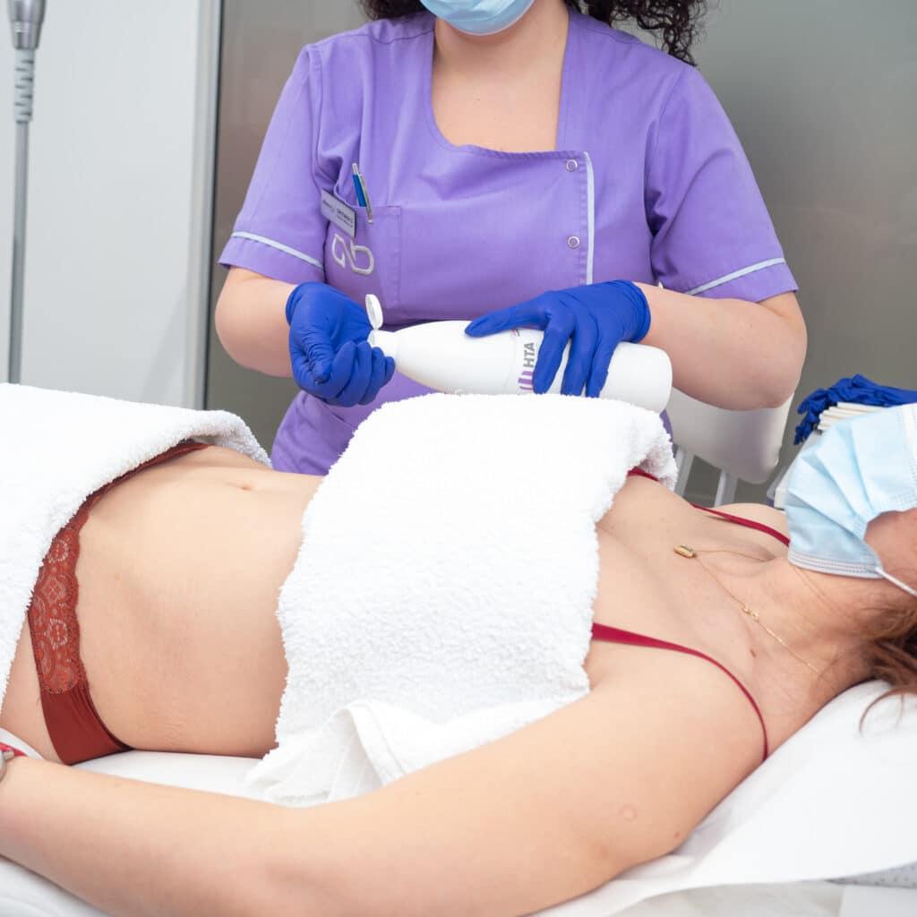 Pregatire Tratament Corporal BodyShape